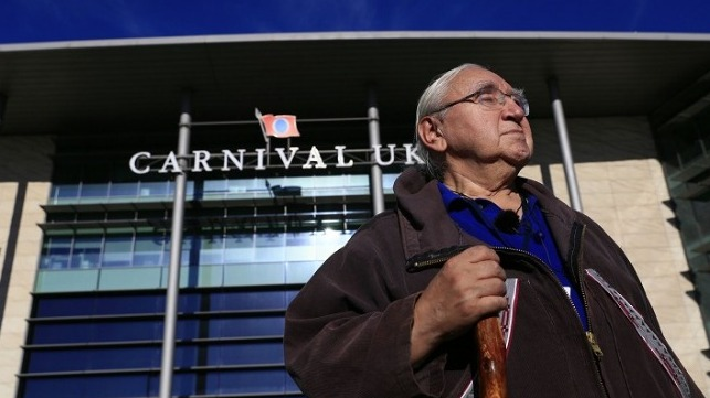 Arctic Indigenous Leaders Petition Carnival Corporation