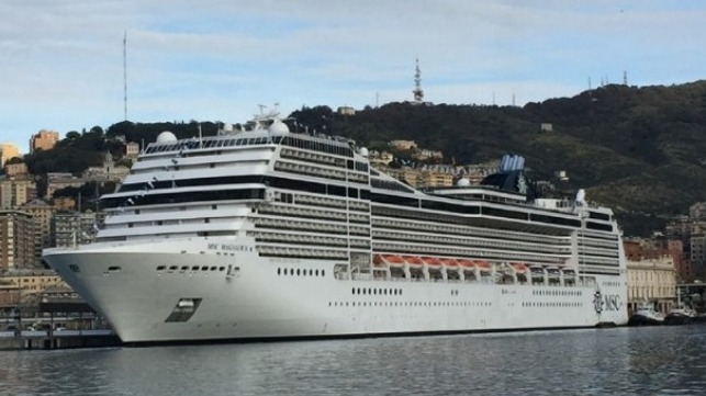 European cruise lines change cruise plans