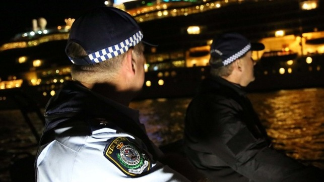 file photo courtesy of NSW Police