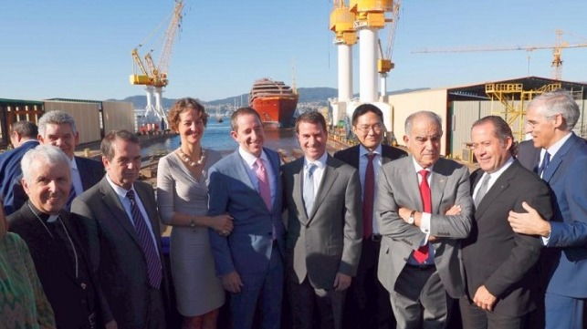 First Ritz-Carlton Yacht Collection Ship Launched