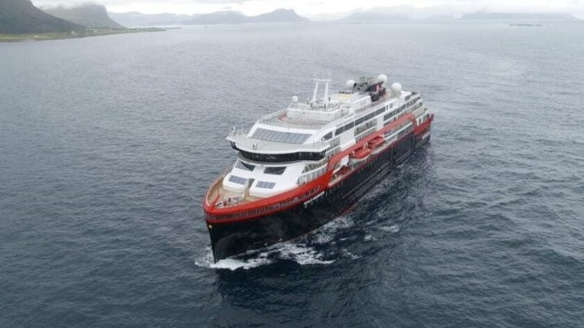 Hurtigruten continues to face problems in Norway from COVID-19 incident