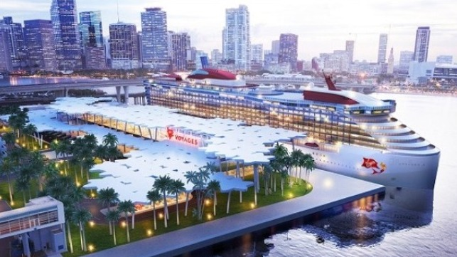 MiamiDade approves contracts for PortMiami cruise terminals