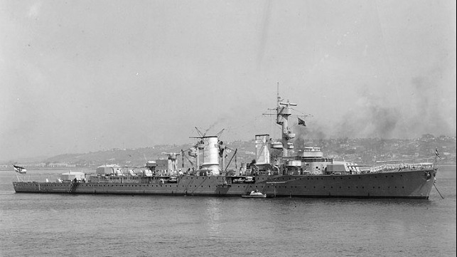 German World War II cruiser discovered in waters off Norway