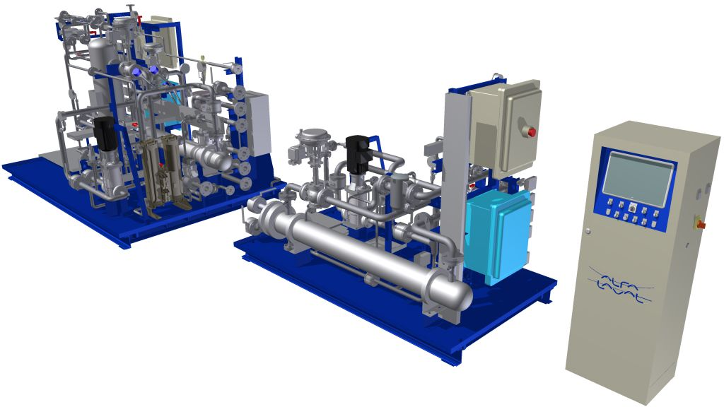 Alfa Laval Methanol Booster Systems