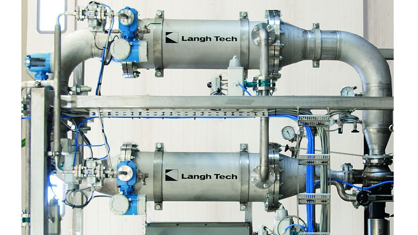 langh tech water treatment