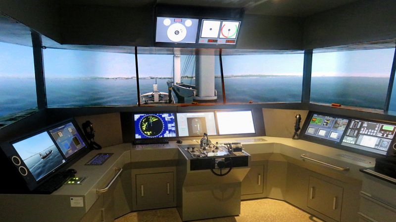 Maritime Simulator Center