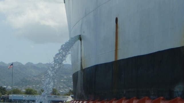 U.S. to Reconsider Type Approval for Ballast Water Treatment Systems