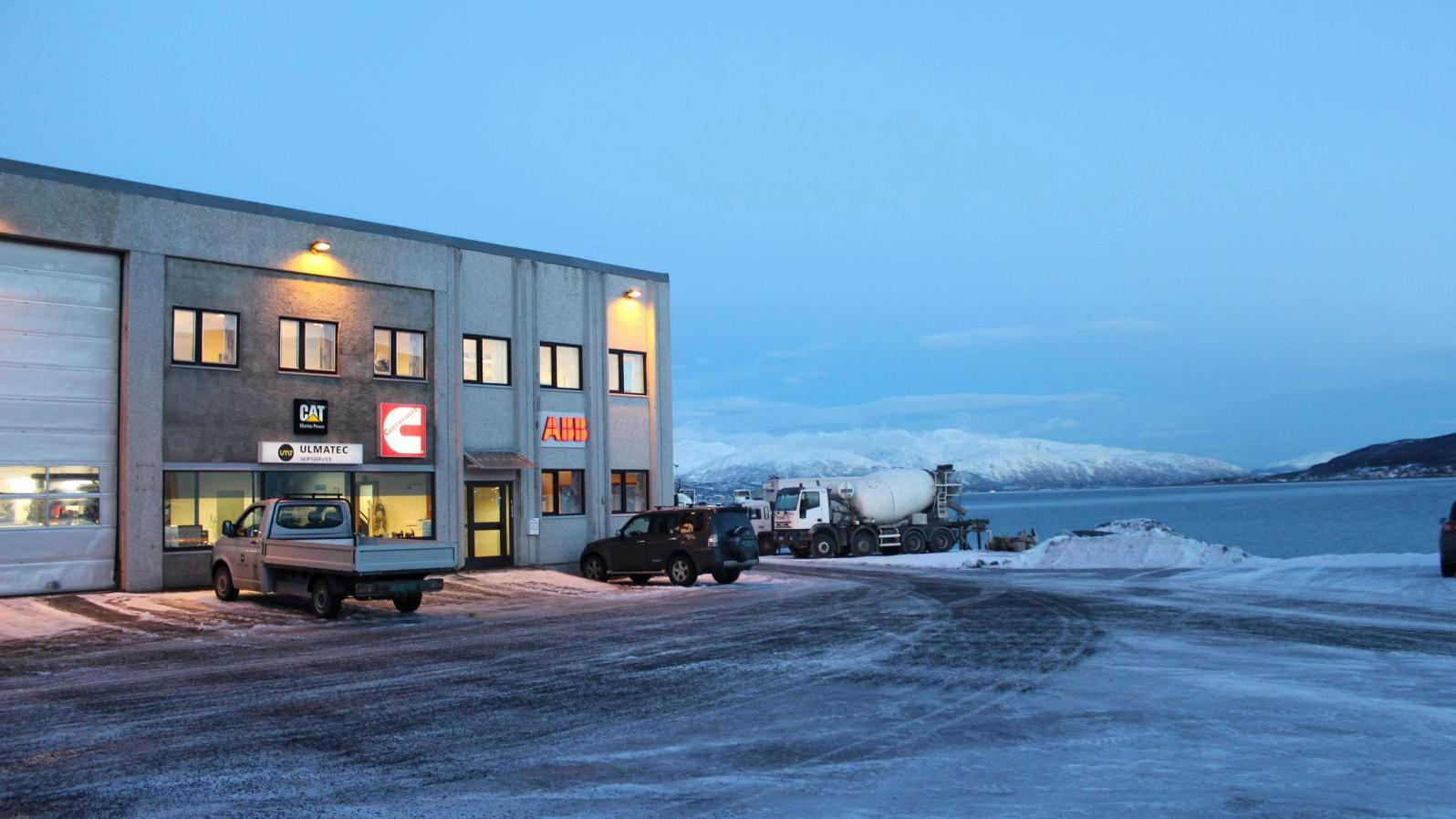 ABB Turbocharging's New Service Point in Norway