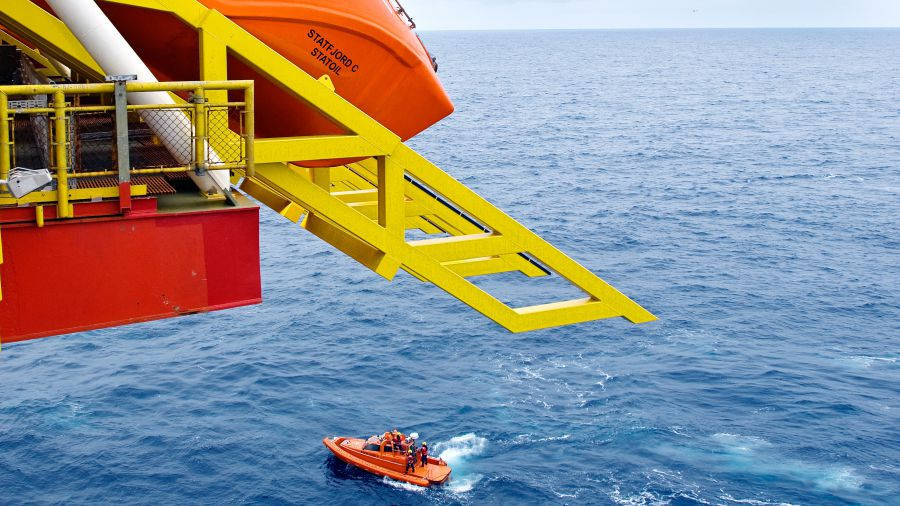 BUKH produces a range of SOLAS engines for lifeboats (photo credit: Norsafe)