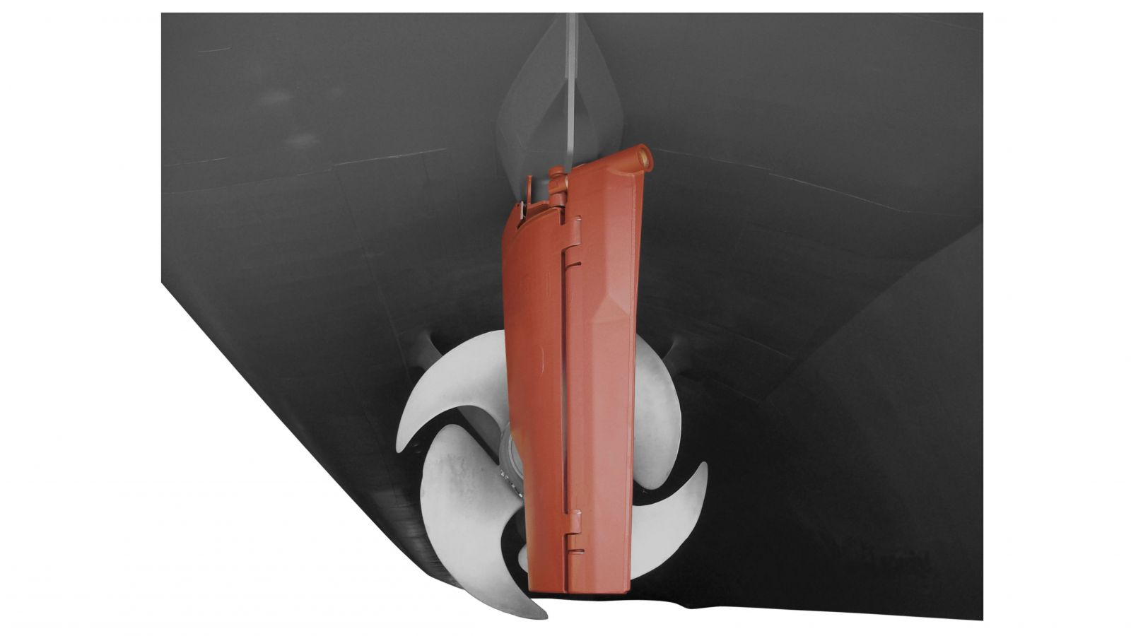 Becker Flap Rudder Twisted (© Becker Marine Systems)
