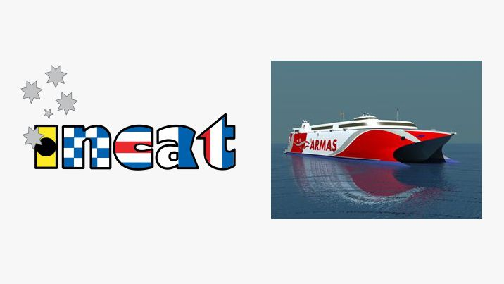 incat-armas ferry