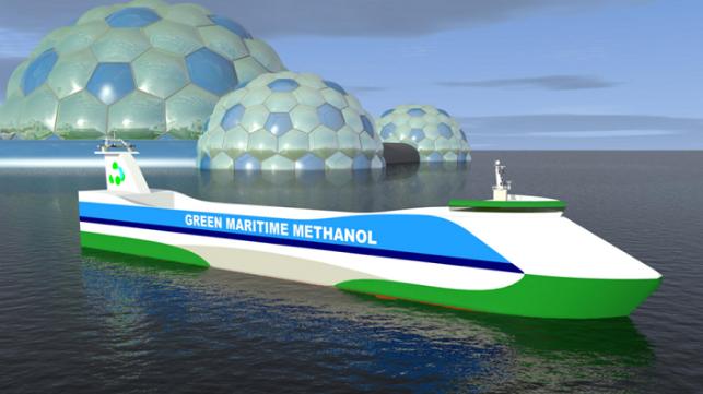 Green Maritime Methanol