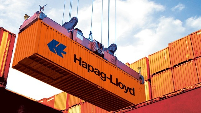 Hapag orders new containers to deal with shortage