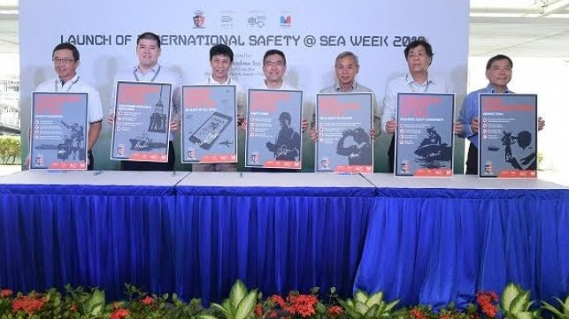International Safety@Sea Week 2018