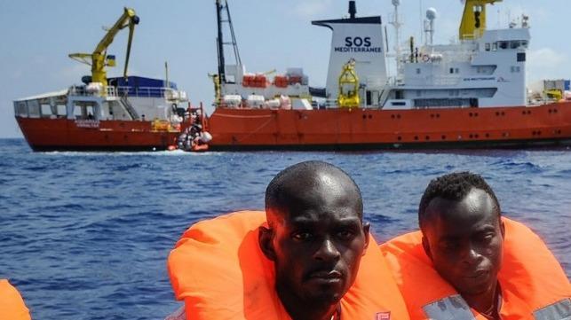 Image courtesy of Human Rights at Sea