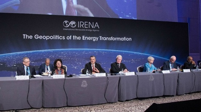 Renewable Energy to Have Far-Reaching Geopolitical Effects