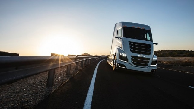 Nikola Corporation designs and manufactures hydrogen-electric vehicles, electric vehicle drivetrains, vehicle components, energy storage systems, and hydrogen stations.