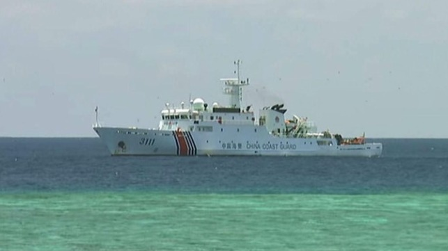 searches continue for missing livestock carrier in East China Sea