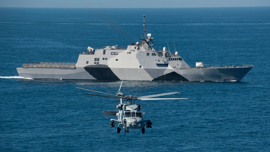 Freedom Class Lcs Suffers Another Propulsion Casualty
