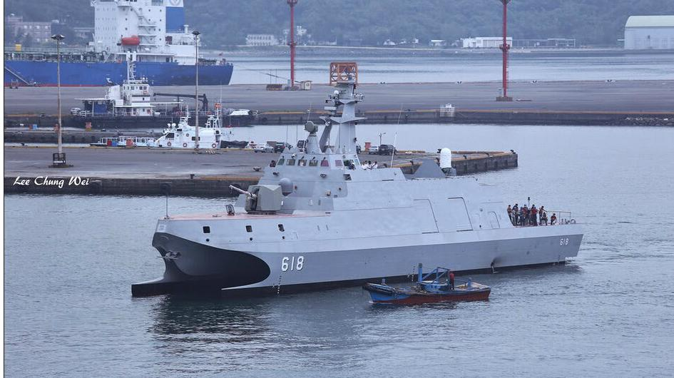Taiwan Navy Launches Carrier Killer