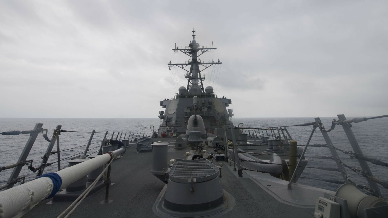 US Navy ships in Virginia prepare to help with Irma relief