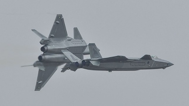 pla fighters