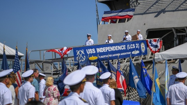 LCS independence