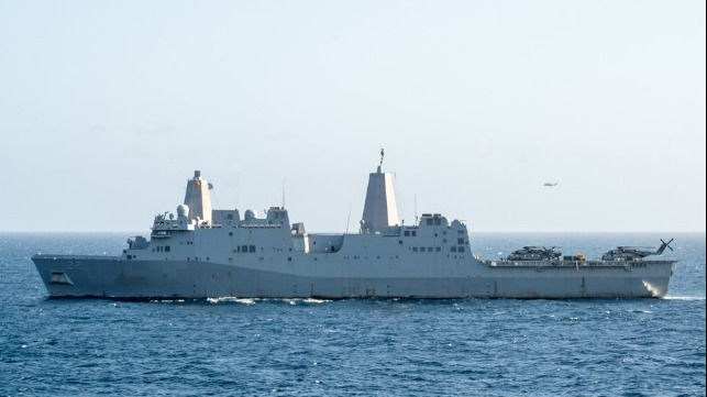 VCOVID-19 in US 5h Fleet