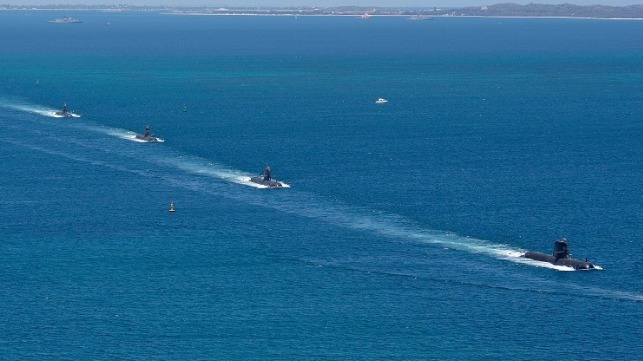 Images courtesy of the Royal Australian Navy