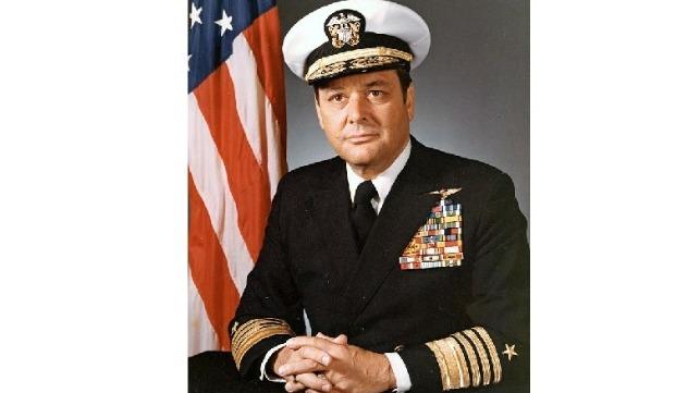 Adm. James L. Holloway III
