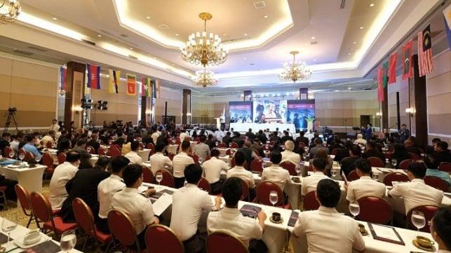 Manila meeting