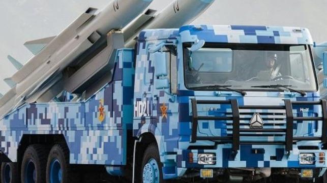 China Deploys Anti-Ship Missiles to South China Sea Islands