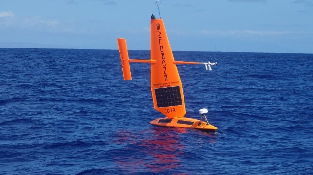 USCG tests unmanned surface vehicles