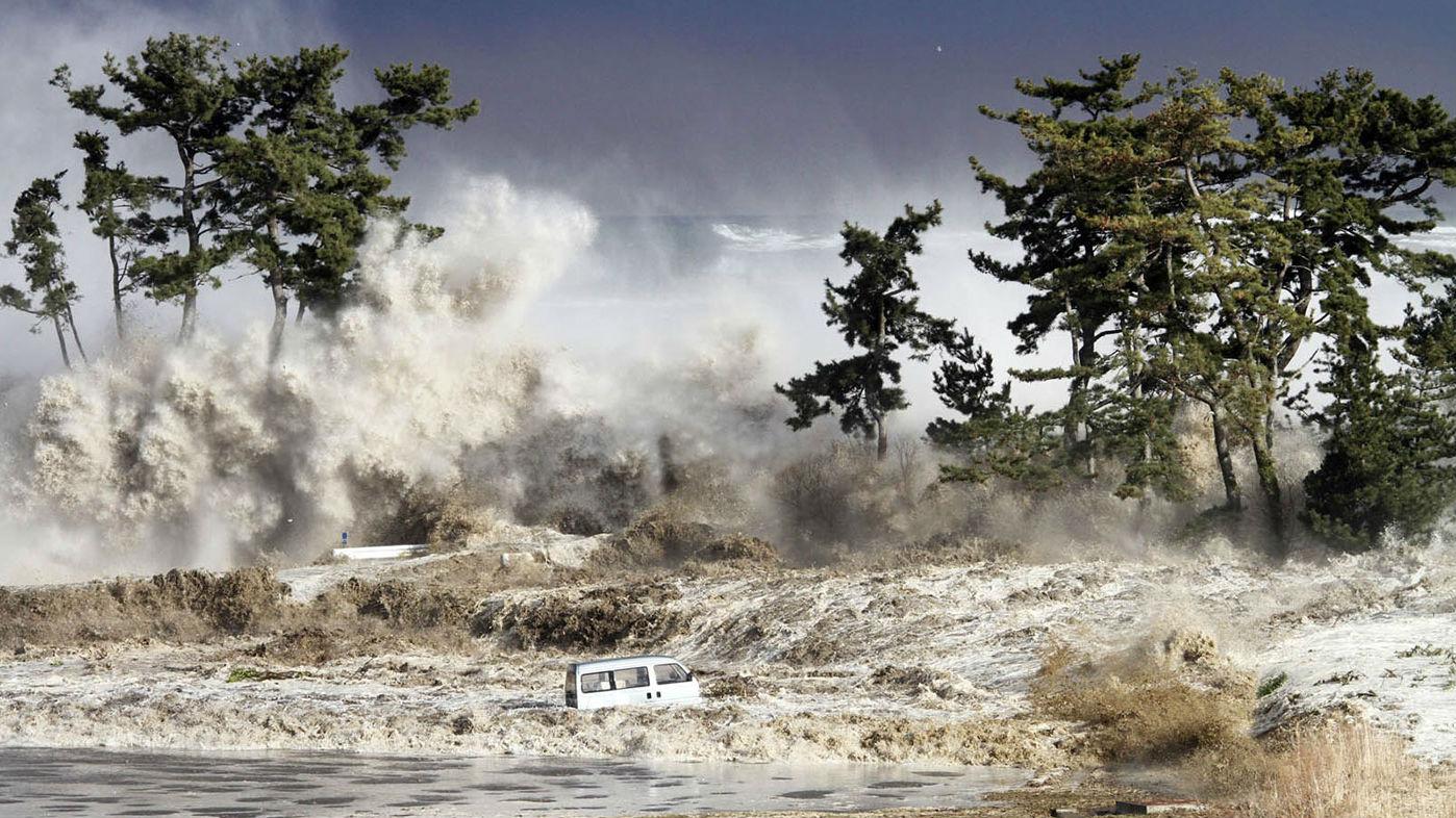 NASA Challenges Long-Held Tsunami Formation Theory
