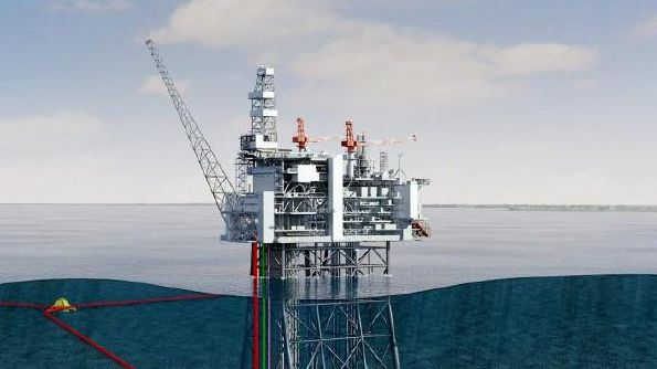 bressay oil Statoil to wait until it sees performance from first uk north sea heavy oil field and consider carbon intensity before making call on project.