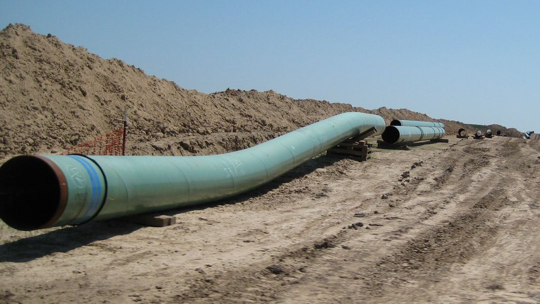 Pipeline pipe