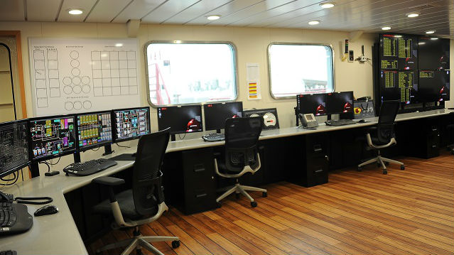 Halliburton The Importance Of Control Room Design