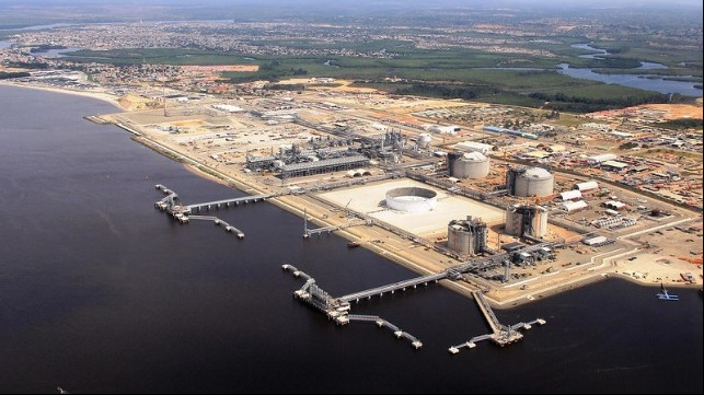 improiving sustainability of LNG productin