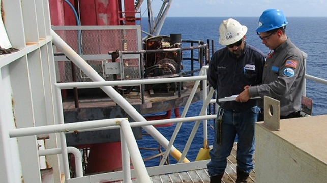 BSEE inspection
