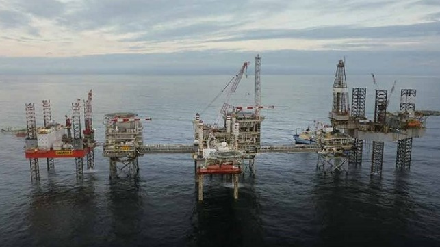 Google Street View Tours Offshore Platform