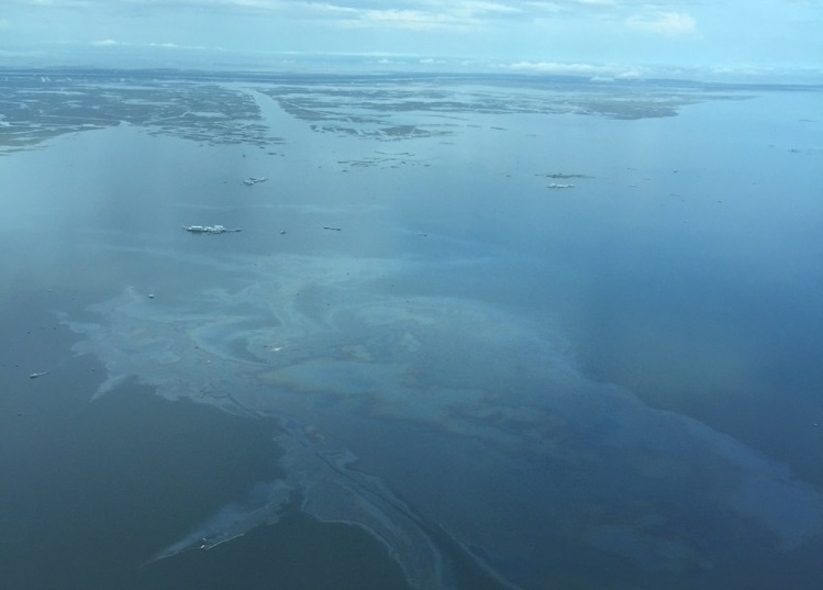 Response Continues For Spill Near Port Sulphur Louisiana