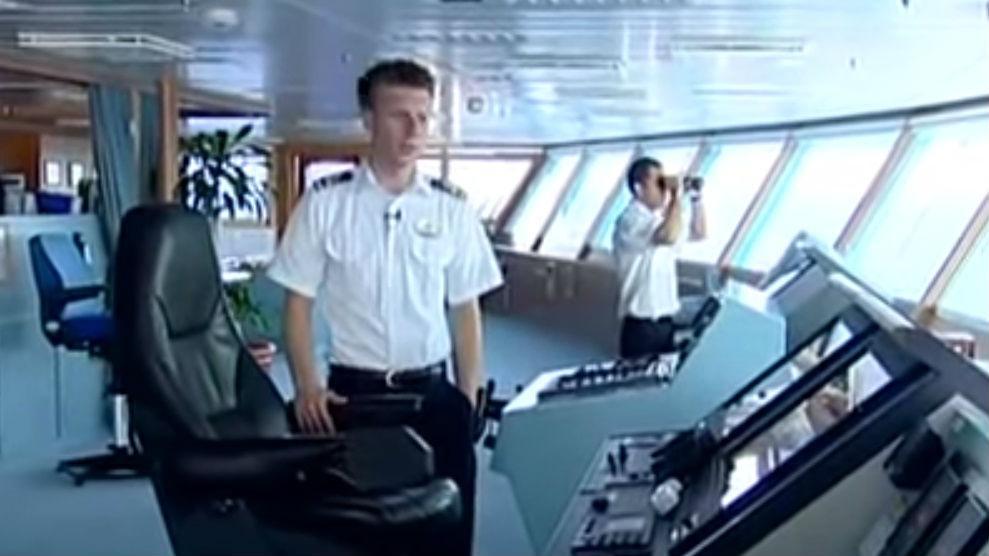 Ship Officer Shortage Receding