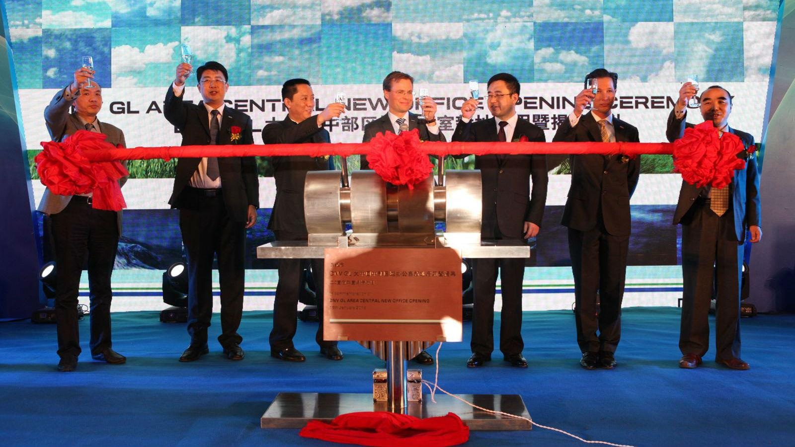 DNV GL opens new Office in Nanjing