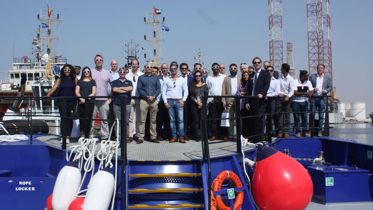 Damen Sharjah Guests