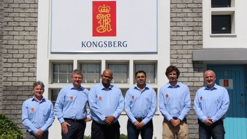 KOMGSBERG employees