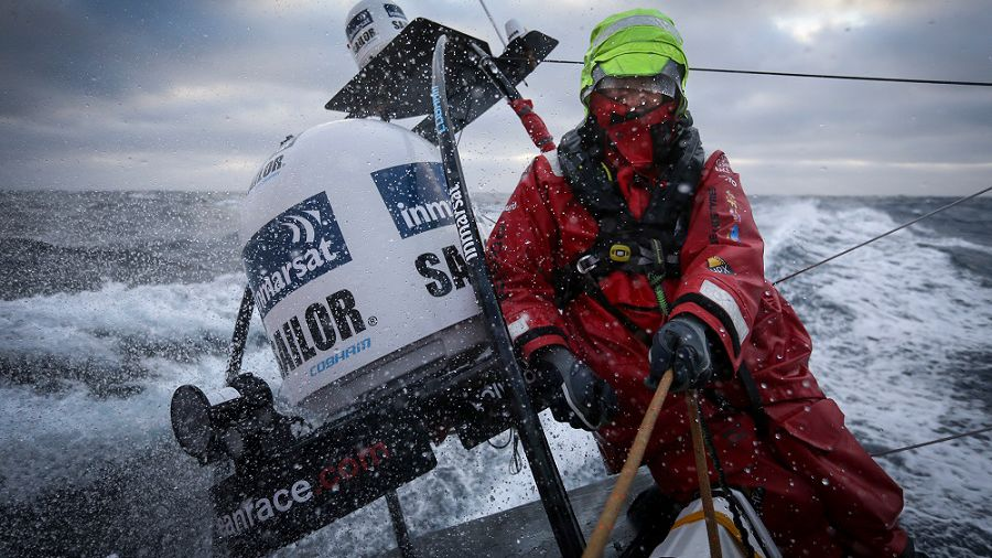 SAILOR FleetBroadband products will continue to be a fixture of the Volvo Ocean Race