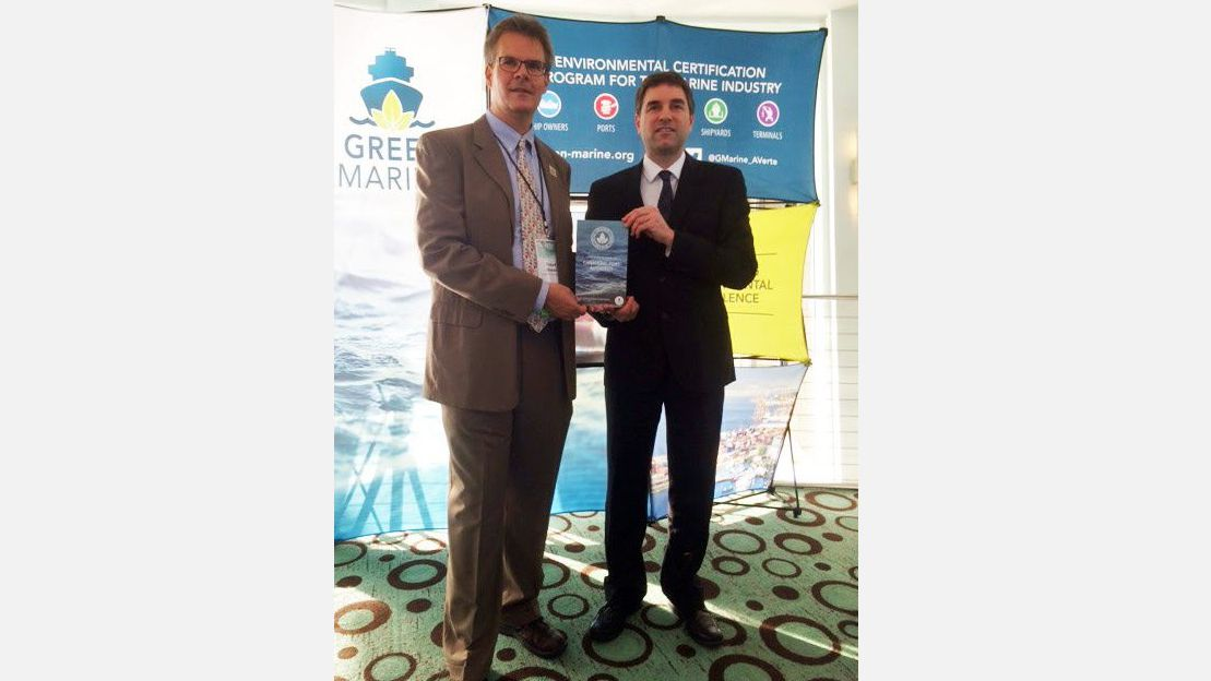 Green Marine Certification