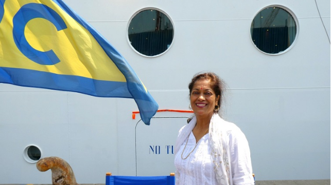 Nalini Gupta, Head of Costa Cruise India