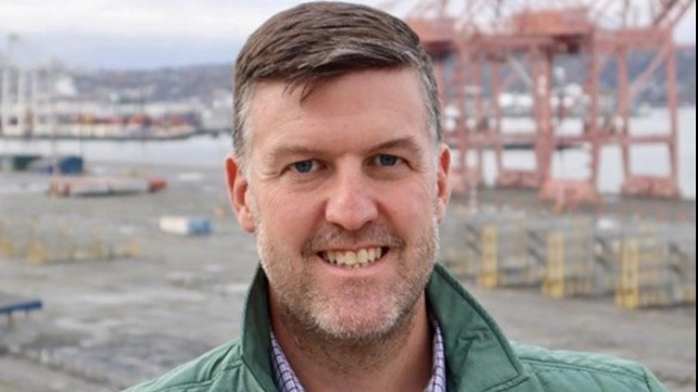 Will Roberts promoted to president of Foss Maritime
