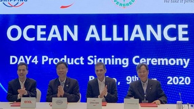 Ocean Alliance Launches Its Day 4 Product